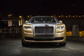 customized rolls royce rolls royce created a custom ghost for antonio brown to use during