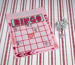 valentines bingo painted arrow s bingo project by decoart