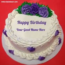 birthday cakes edit names birthday cake with name edit ideas