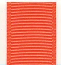 grosgrain ribbon grosgrain ribbon solid neon orange wholesale ribbon