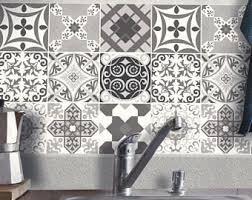 stickers cuisine carrelage stickers carrelage marocain tuile stickers cuisine salle de bain