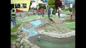 mini golf la noria puebla de patitas youtube