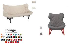 canape kartell canape kartell beautiful canap duangle en tissu gris et merida