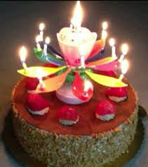 birthday cake candles fireworks candle sparklers cake decorations birthday party on