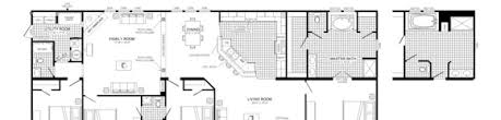 Buccaneer Mobile Home Floor Plans by Timberline Homes The Brighton