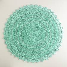 Round Bathroom Rugs For Sale by White Cotton Bath Simple Round Bathroom Rugs Bathrooms Remodeling
