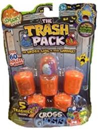 amazon trash pack u0027trashies u0027 garbage ghost series truck