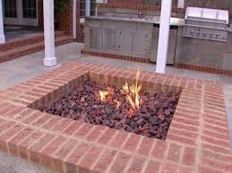 Brick Firepit Easy Outdoor Pit Diy Pit Designs Diy Brick Pits