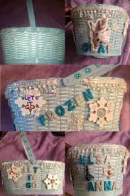 Hobby Lobby Outdoor Easter Decorations by Best 25 Frozen Easter Basket Ideas On Pinterest Frozen Gift