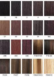 what is kanekalon hair types chart weave hair color chart sovinsl weave pinterest weave hair