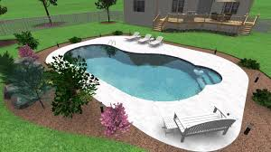swimming pool inground pool cost calculator 16x32 inground pool