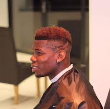 what is a persion hair cut paul pogba shows off another new haircut while manchester united
