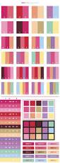 pink complimentary color die besten 25 cmyk color palette ideen auf pinterest rgb