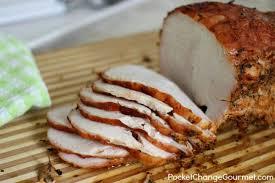 gourmet turkey oven roasted turkey breast recipe pocket change gourmet