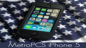 How to Use iPhone 5 on metroPCS The Easy Way