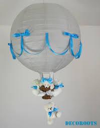 plafonnier chambre bébé fille luminaire chambre bebe fille 2 le montgolfi232re enfant