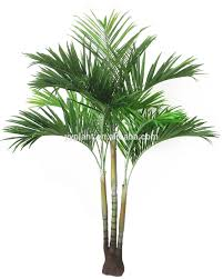 artificial areca palm tree potted plants artificial