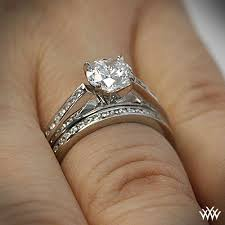 channel set wedding band honey channel set diamond wedding set 2354