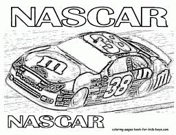 nascar coloring pages free printable coloring