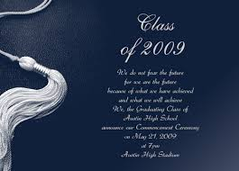school graduation invitations