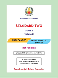 tamilnadu state board 2nd standard textbook length measurement