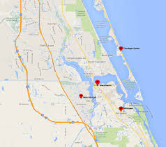 Florida West Coast Beaches Map by Map Of East Coast Newyorkcitysnaps Homeschooling In Florida At