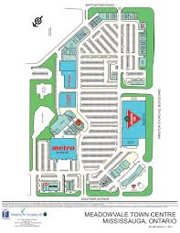 rogers center floor plan meadowvale town centre in mississauga ontario 88 stores