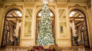 Christmas Decorations Buy New York by 10 Hotels Where Christmas Is Special Cnn Travel