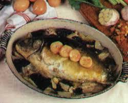 comment cuisiner une carpe découvrez la dombes et la recette de la carpe farcie façon