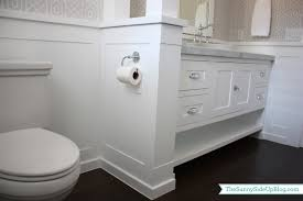 Wooden Toilet Paper Holder Wood Bathroom Vanity Furniture With Cute Mounted Toilet Paper