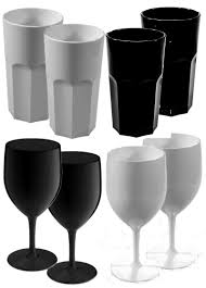 8 glass wine and tumbler pack