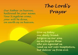 the lord u0027s prayer posters