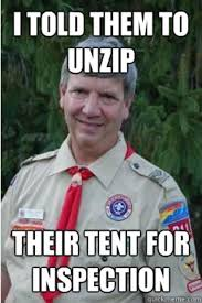 Jamie Meme - image 122343 harmless scout leader creepy scoutmaster know