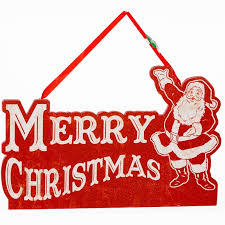 merry christmas sign merry christmas santa wooden vintage christmas sign retrofestive ca