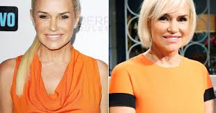 yolanda foster new hairstyle yolanda foster s new chic bob all the details