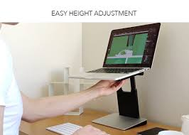 Adjustable Laptop Stand For Desk The Laptop Stand You Ve Been Waiting For The Tiny Tower By The