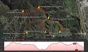 griffith park map griffith park trail half marathon ca blisters crs heaves