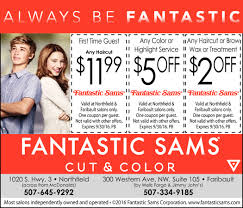 be fantastic fantastic sams cut and color northfield mn