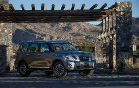 nissan patrol platinum 2017 nissan patrol makes global debut in oman with a new v6 engine