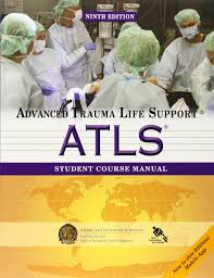 atls student course manual advanced trauma life support amazon