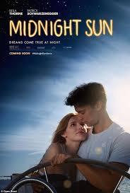 romance film za gledanje bella thorne stars on midnight sun film poster daily mail online
