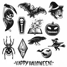 cartoon images of halloween 3 days of halloween tattoo specials brokelyn
