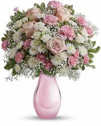wedding flowers delivered i takto mohou vypadat květiny na svatební tabuli růžovo zelené