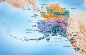 Columbia Zip Code Map by Alaska Zip Codes Map Zip Code Map