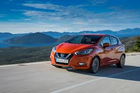nissan micra first customers take delivery of all new nissan micra nissan