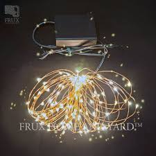 outdoor battery fairy lights amazon com fairy star string lights 39ft extra long led copper