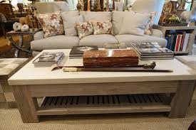coffee tables mesmerizing ctct concrete coffee table slatted