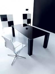 bureau direction verre mobilier de bureau élégant bureau direction verre une