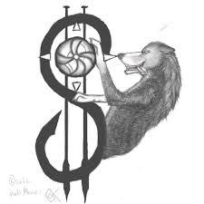 wolf tattoo design yang u2014 weasyl