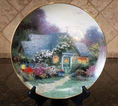 chandler s cottage by kinkade limited edition collector